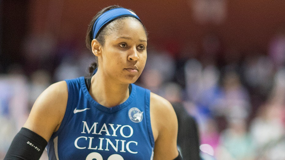 WNBA star Maya Moore marries Jonathan Irons after freeing him from prison