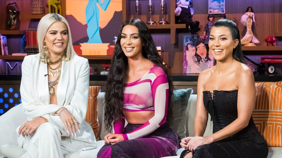 Kim Kardashian shares throwback 'KUWTK' bikini photo with sisters Kourtney and Khloé: 'Trifecta 2006'