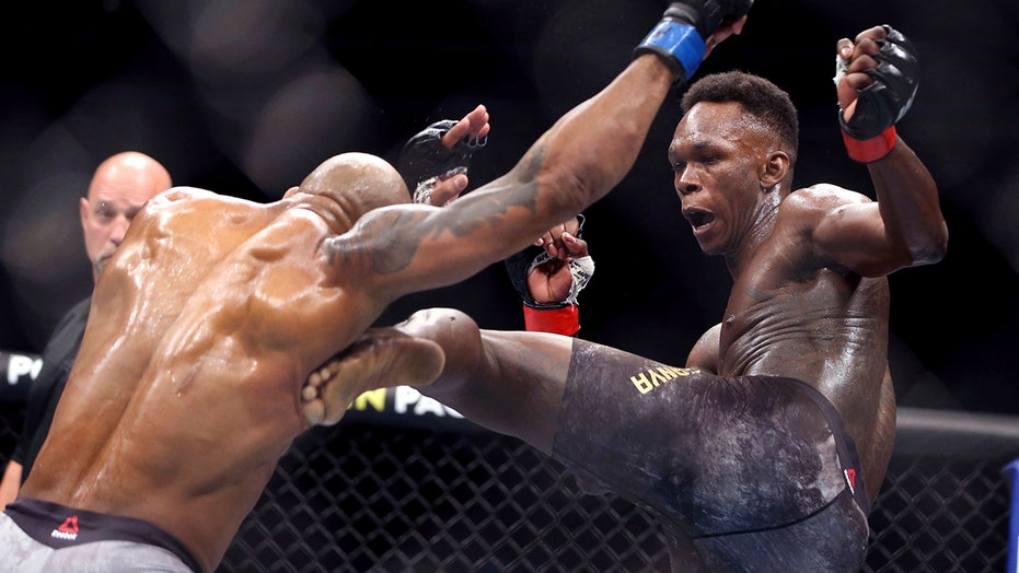 Israel Adesanya defends UFC Middleweight Championship with TKO victory over Paulo Costa