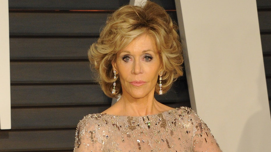 Jane Fonda says she 'never' enjoyed dressing up for the red carpet: 'I don't care if I ever do that again'