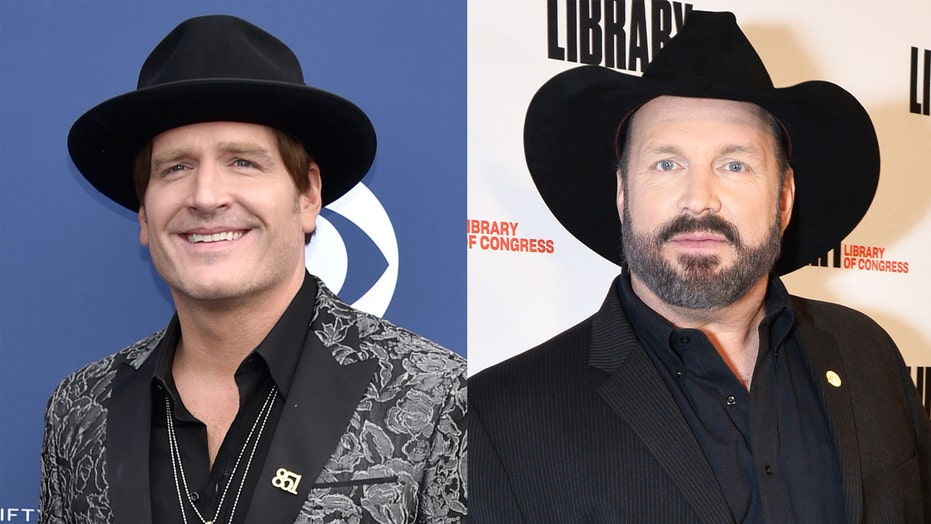 Jerrod Niemann recalls hanging out with Garth Brooks unexpectedly: 'I did not come down off that cloud'