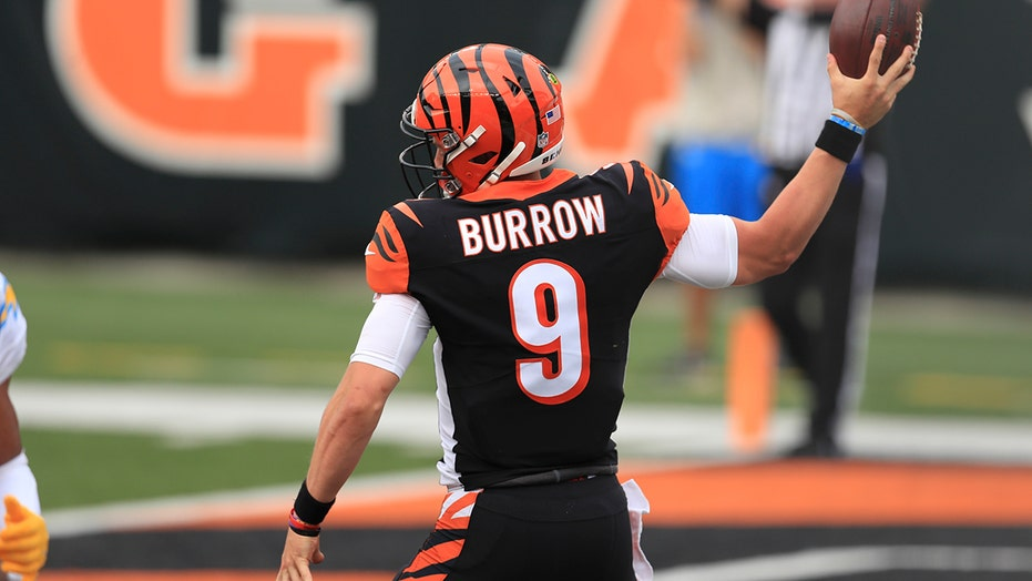Joe Burrow, Bengals hit road vs Browns on NFL's 100th birthday