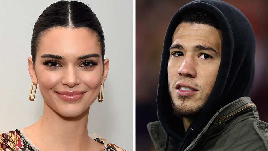 Kendall Jenner, Devin Booker continue to fuel dating rumors with lunch outing