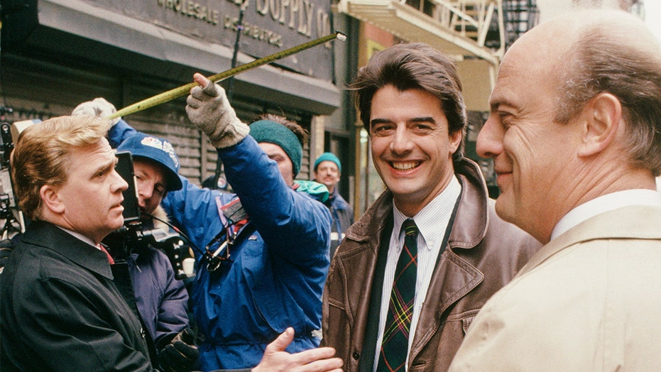 Dick Wolf marks 'Law and Order' 30th anniversary with '90s throwback photo