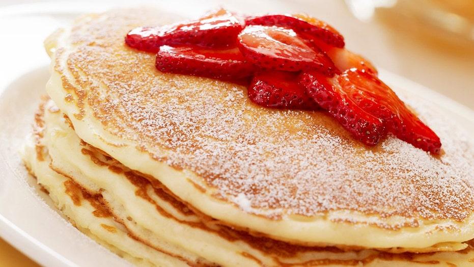 Cheesecake Factory shares Lemon-Ricotta Pancake recipe for National Pancake Day