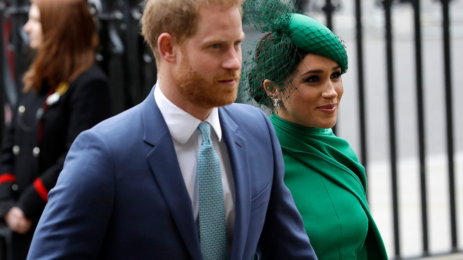Meghan Markle, Prince Harry ditch royal titles for upcoming television event