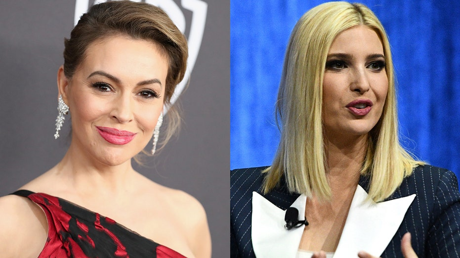 Alyssa Milano says Ivanka Trump called her 'hero' years ago, says she's now 'enabler to her father'