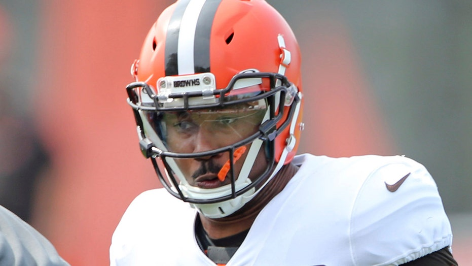 Browns' Myles Garrett admits he nearly quit after helmet incident, wants to clear air with Steelers QB