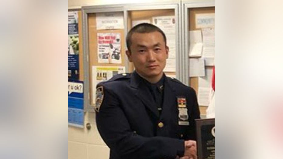 NYPD cop accused of spying for China ordered detained
