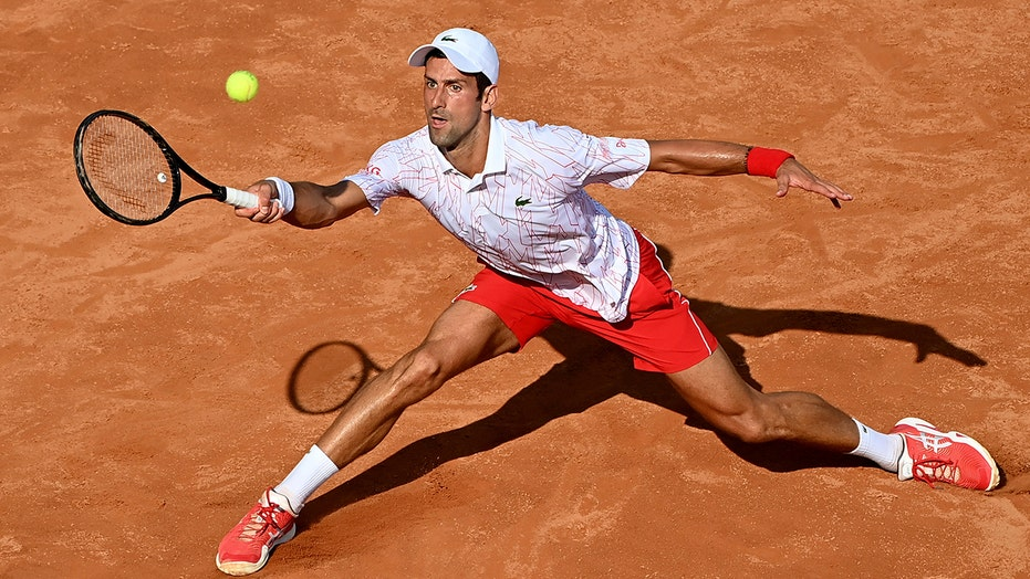 Novak Djokovic Hits Line Judge With Ball Again In French Open Advances To Quarterfinals Fox News