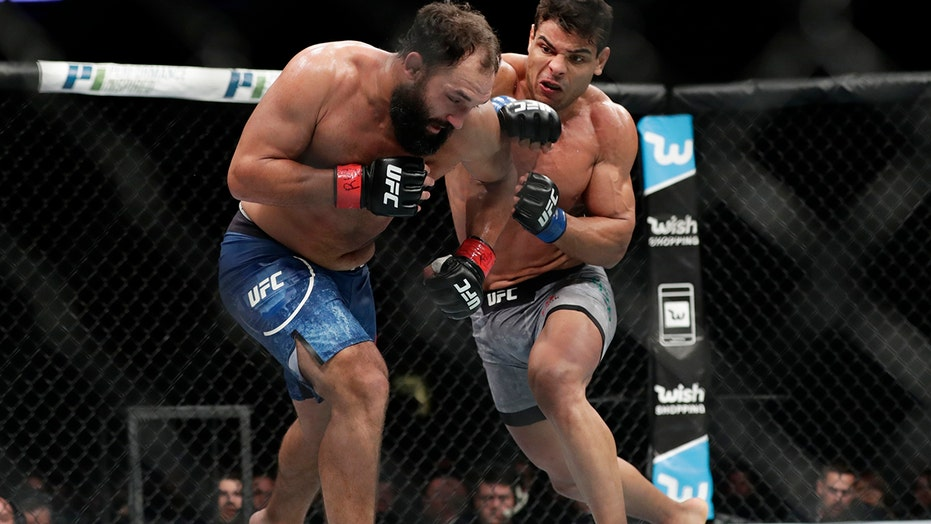 Paulo Costa demands UFC title fight rematch after Israel Adesanya humping incident