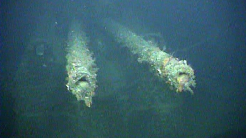 Scientists find sunken German WW II warship off Norway