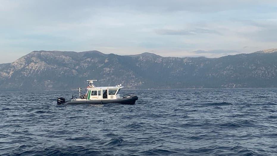 Lake Tahoe drowning victim recovered from 1,565-foot deep water