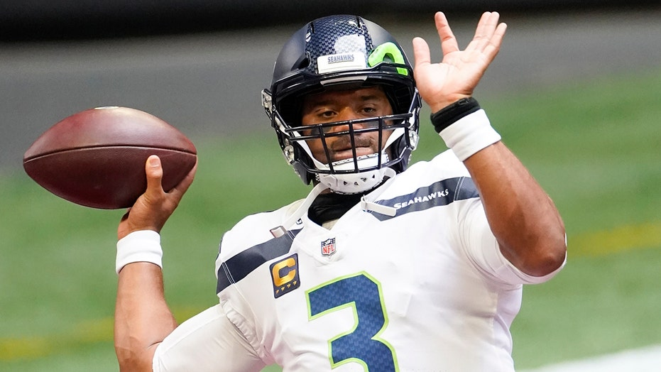 Russell Wilson joins Steve Young in exclusive quarterback club with performance vs. Falcons