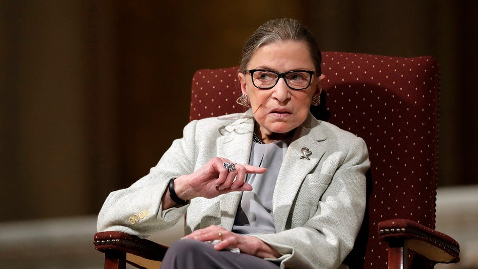 New York Gov. Cuomo says Ginsburg statue to be erected in Brooklyn