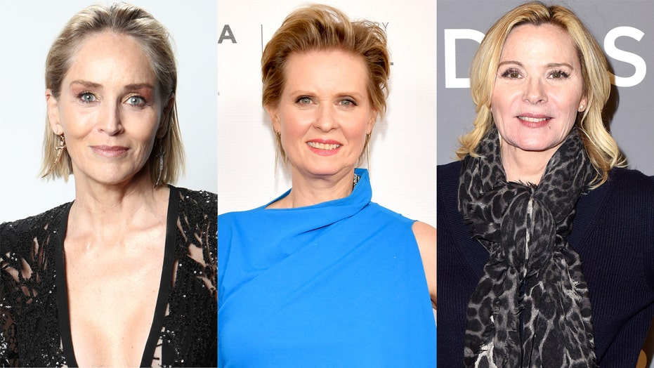 Cynthia Nixon weighs in on replacing Kim Cattrall with Sharon Stone in a potential 'Sex and the City 3' movie