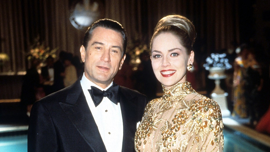 Sharon Stone says Robert De Niro was her best on-screen kisser: 'It was pretty fabulous'