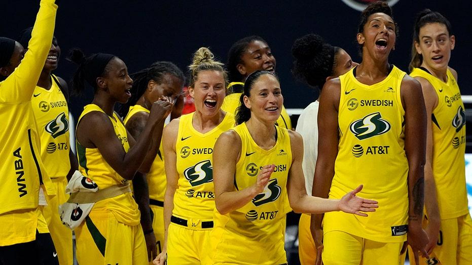 Stewart, Bird help Storm sweep Lynx, advance to WNBA Finals