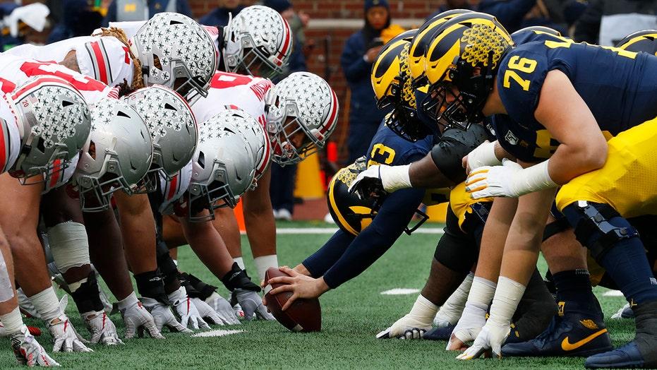 Big Ten football kicks off Oct. 24; Ohio State to play Michigan on Dec. 12