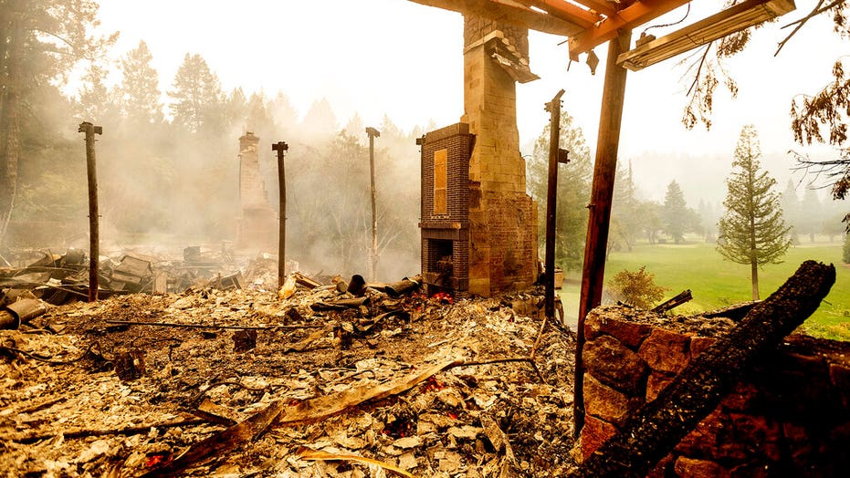 Renowned Michelin-starred restaurant in Napa Valley burns in California wildfire