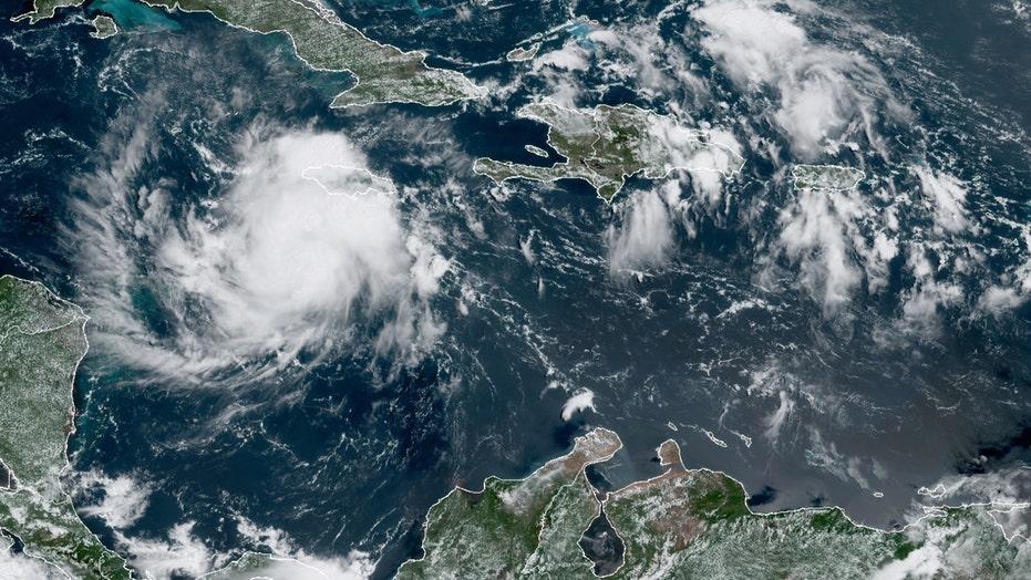 National forecast for Tuesday, September 1