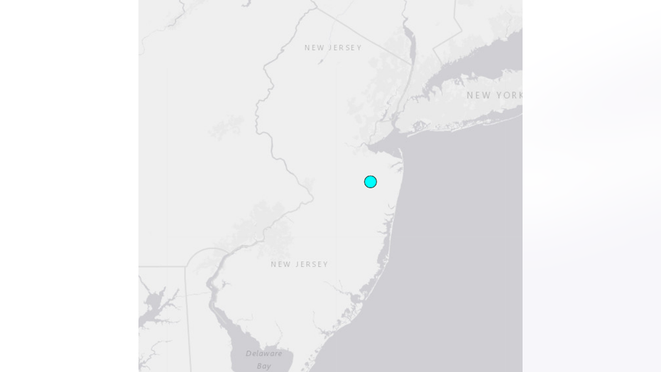Earthquake strikes New Jersey, shaking reported across state