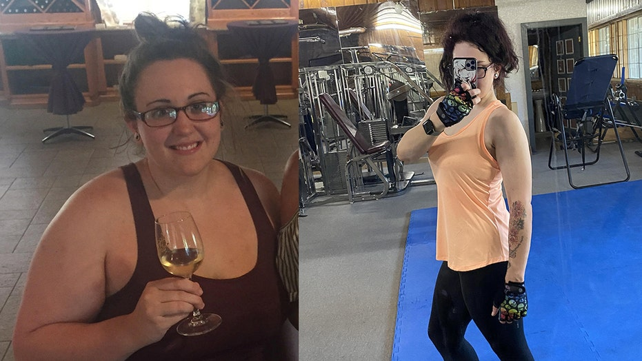 Woman drops 125 pounds in one year by skipping soda, embracing exercise