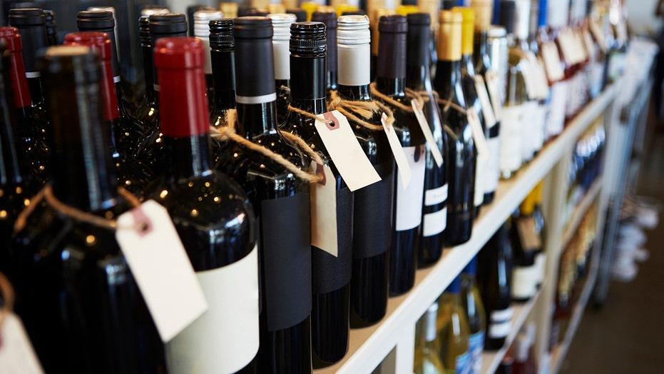 Supermarket shopper filmed smashing wine bottles after being reminded of coronavirus policy