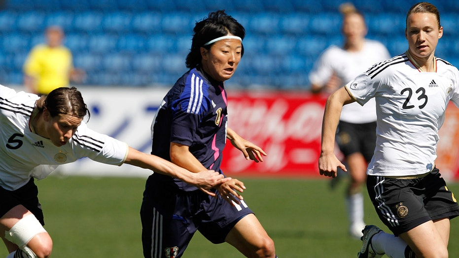 Women's World Cup winner Nagasato joins men's club in Japan