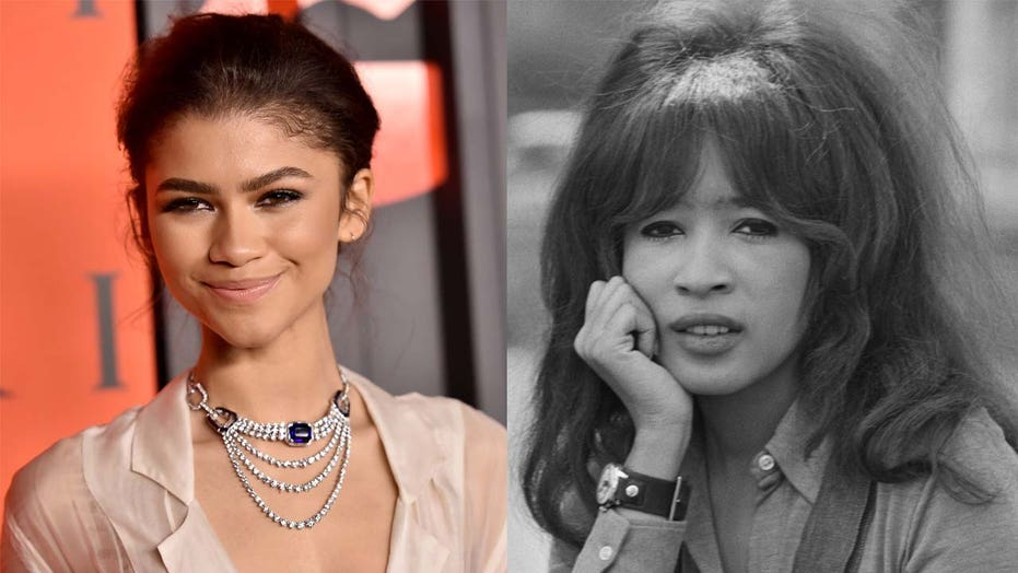 Zendaya in talks to portray singer Ronnie Spector in upcoming biopic: 报告