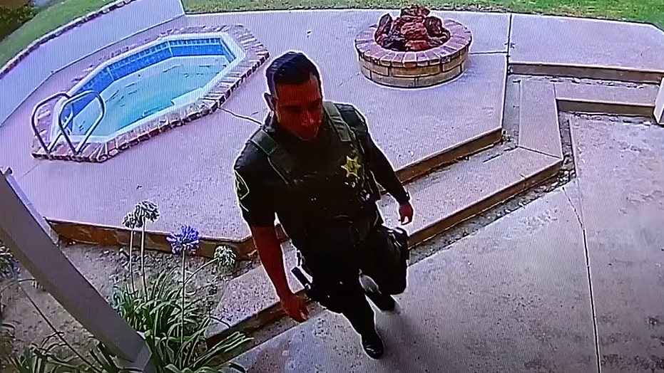California deputy accused of burglarizing home after responding there to investigate a death