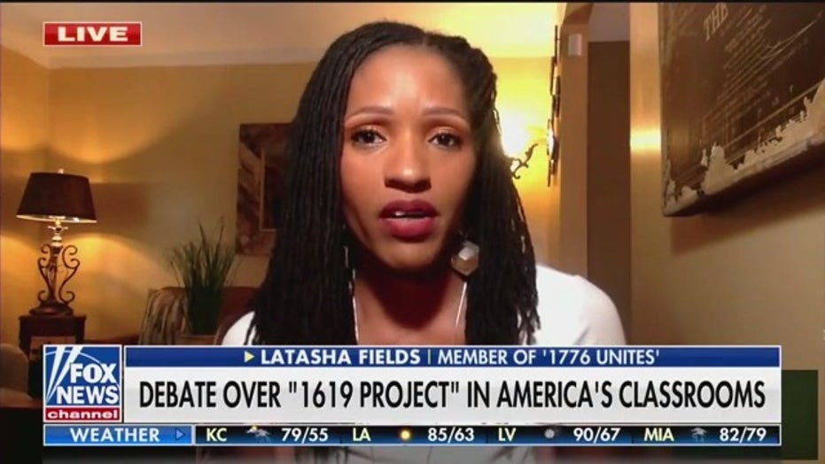 Chicago pastor calls for parents to reject '1619 Project' slavery identity for children