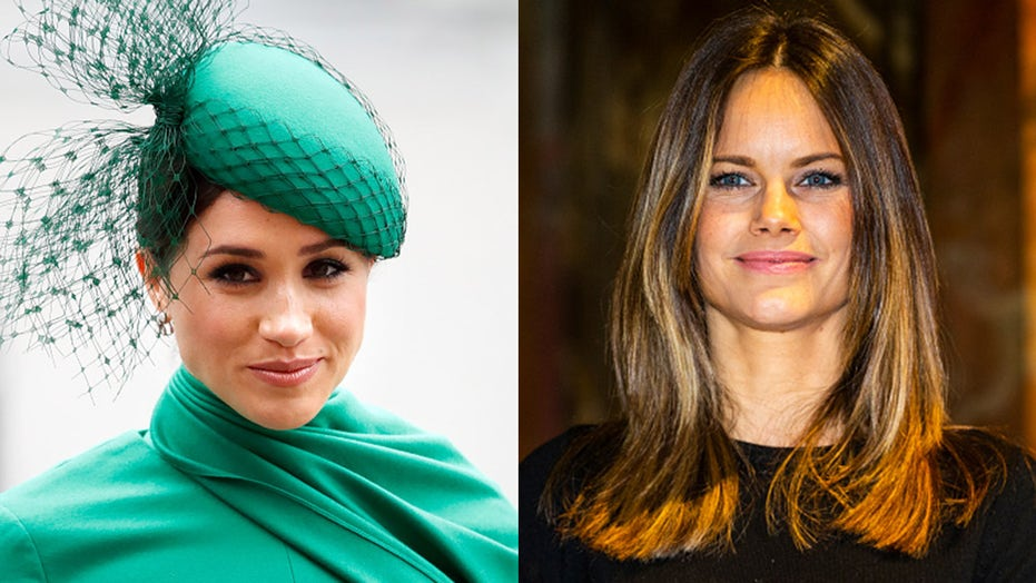 Princess Sofia of Sweden reveals whether she would ever consider a 'Megxit' like Meghan Markle
