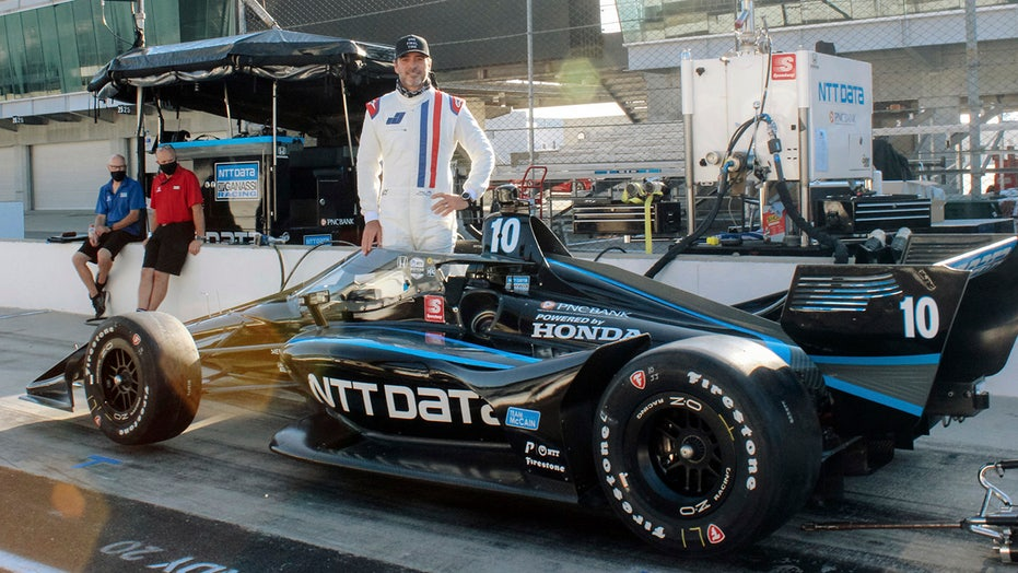 NASCAR's Jimmie Johnson joins Chip Ganassi Racing for IndyCar seat