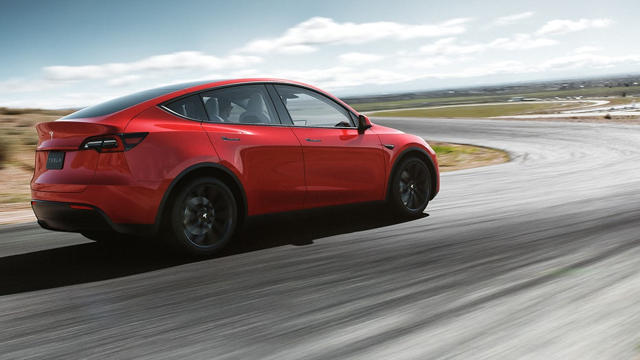 Tesla Model Y owners can make their cars faster with $2,000 download