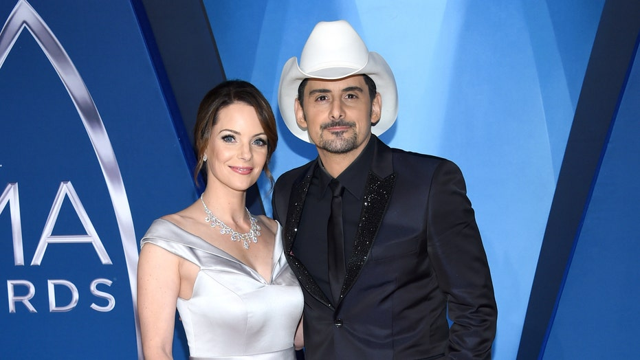 America Together: Brad Paisley surprises two best friends with a call and beer