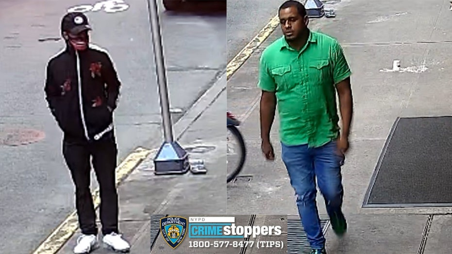 Man allegedly buying drugs stabbed in back, robbed of $6G in designer goods near Times Square