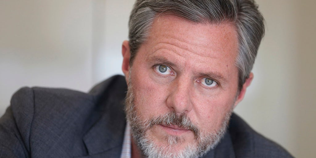 Jerry Falwell Jr. sues Liberty University for defamation after sex scandal forced his exit