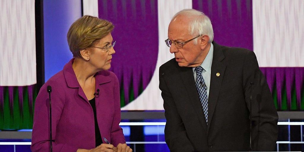 Elizabeth Warren's ex-chief of staff, senior Bernie Sanders adviser among members of Biden transition team