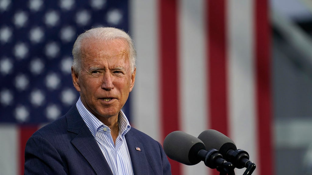 Cops rip Biden's claim they should be trained to shoot suspects 'in the leg'