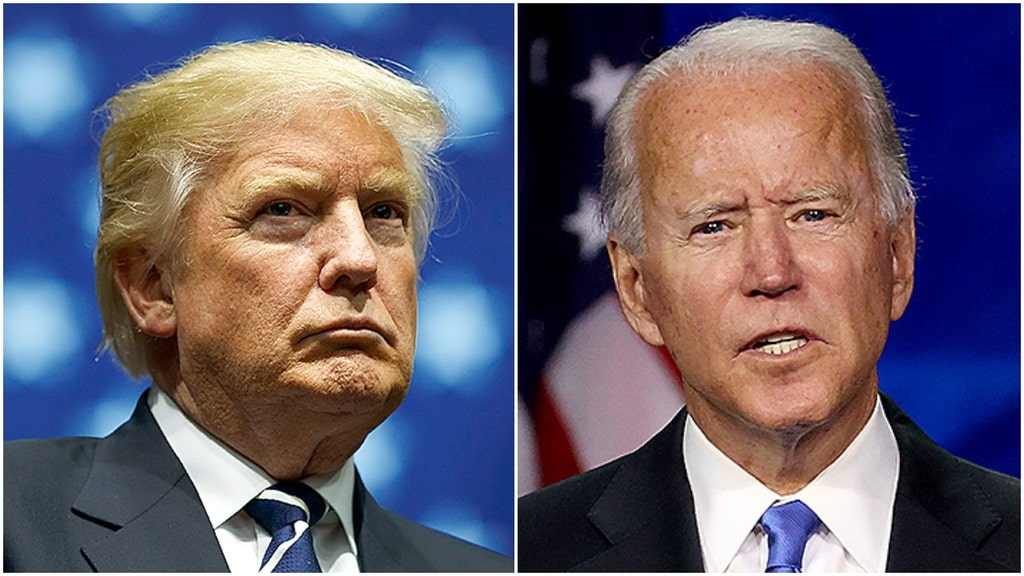 Biden accused of stealing move out of Trump's playbook