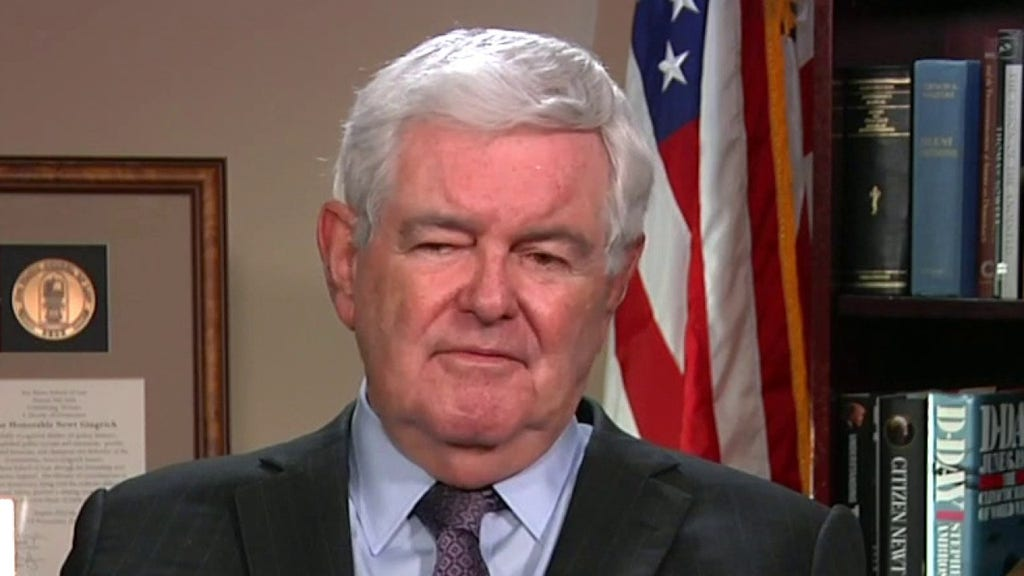 Gingrich doesn't believe his ex-home state is in play for Biden
