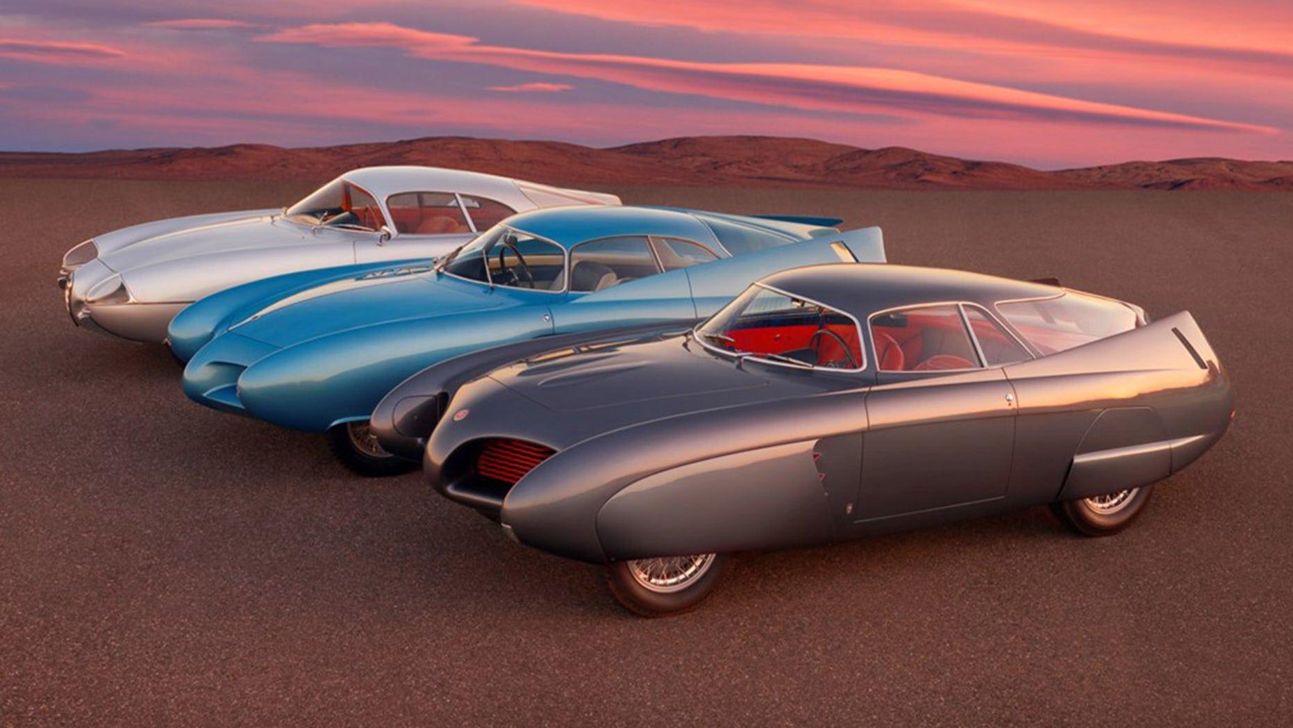 Alfa Romeo BAT-mobiles