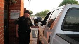Texas Air Force base investigates suspicious package