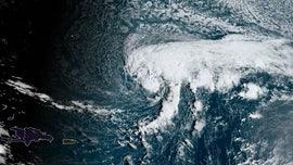 Tropical Storm Epsilon forecast to become hurricane, pass near Bermuda