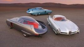 3 classic Alfa Romeo BAT-mobiles sold for $14.8M