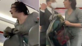 'Everybody dies!': Maskless woman booted from plane coughs on passengers