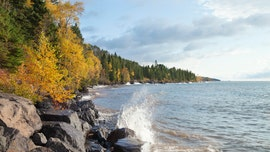 Traces of coronavirus found in Lake Superior water, researchers say