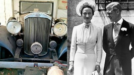 Car King Edward used to secretly court Wallace Simpson up for auction