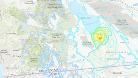 California earthquakes swarm in state's Imperial Valley region